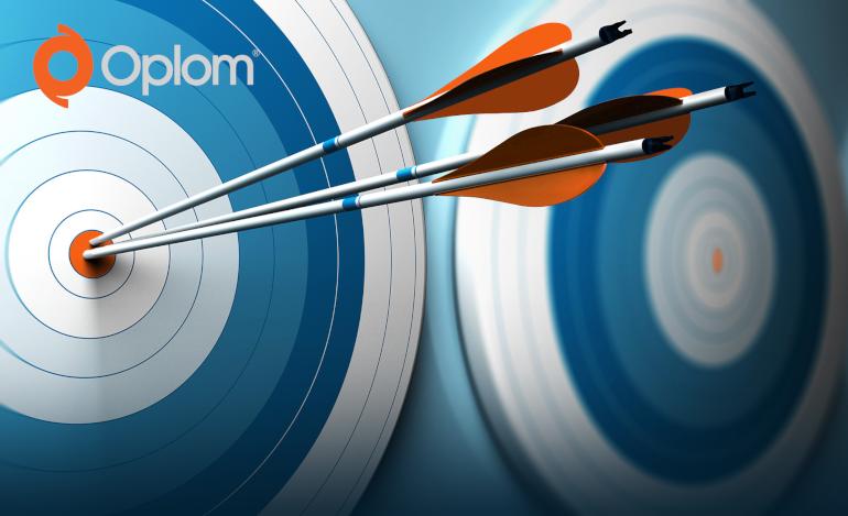 Oplom, hedefinize giden yolda hiçbir işin gözden kaçmamasını sağlar.