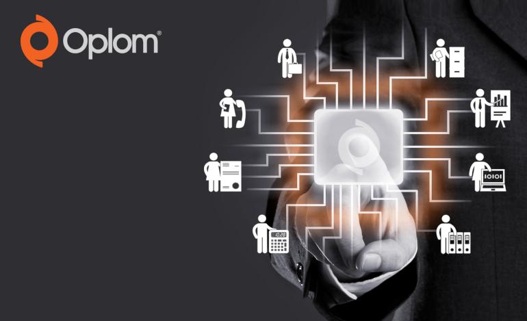 Oplom, şirket içi iletişimi güçlendirir ve verimliliği arttırır.